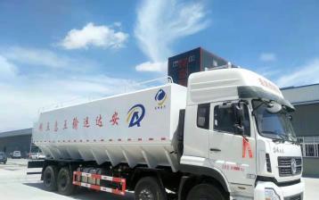 湖北龙牧饲料车响应式网站建设案例