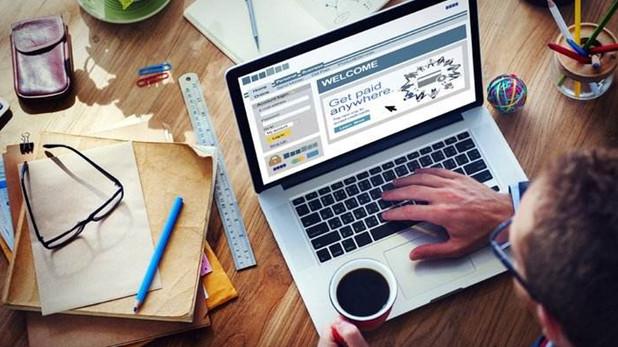 建立网站流程