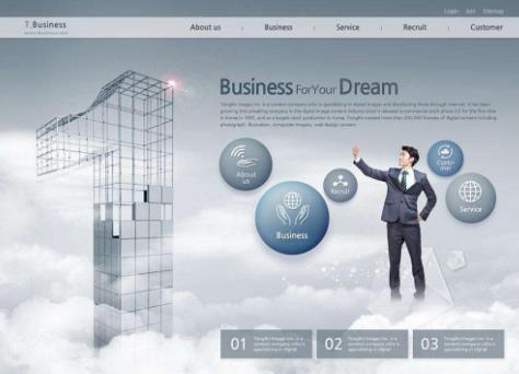企业网站怎么制作